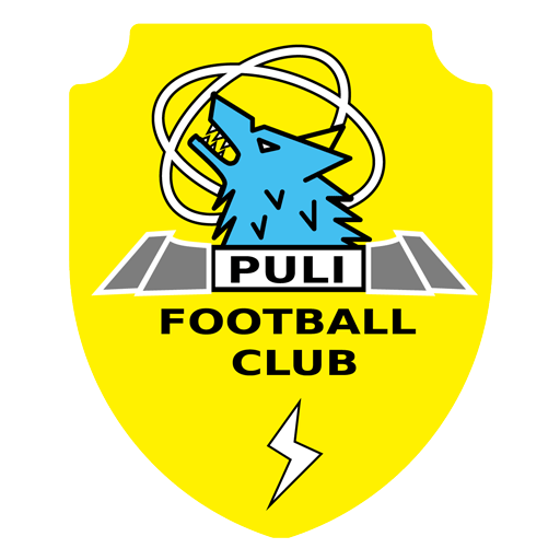 埔里山城足球俱樂部logo徽章